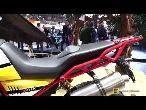 Moto Guzzi V Maxi Enduro