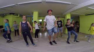 школа танцев для детей и взрослых  / уроки танцев / ИМПУЛЬС / Миняев Илья