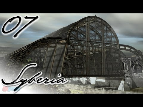 BARROCKSTADT - Let's Play Syberia Part 7 | PC Game Walkthrough | 60fps Gameplay