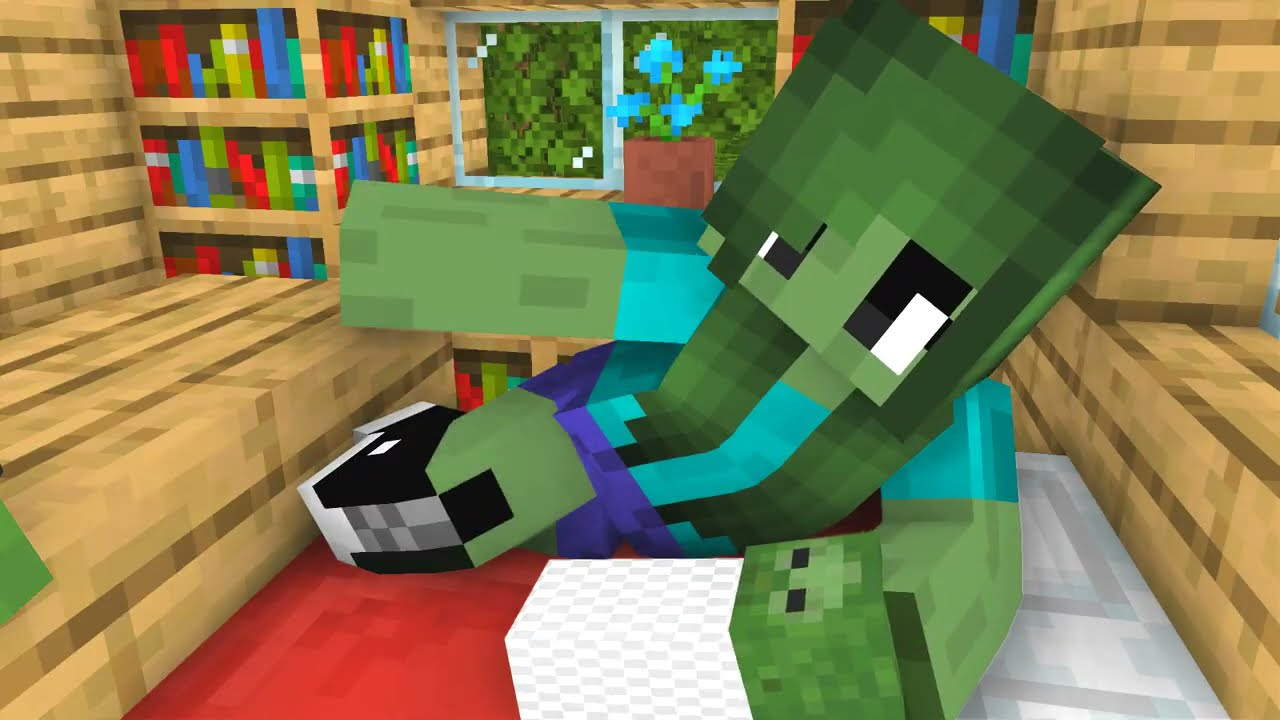 The minecraft life 3   BEST SEASON 7 ALL EPISODE   TOP 5 VERY SAD STORY 😥 Monster School Animation
