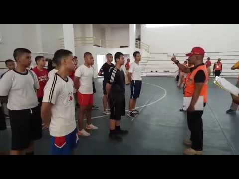 Tes Kesamaptaan Sipencatar 2017 @ STIP Jakarta #2