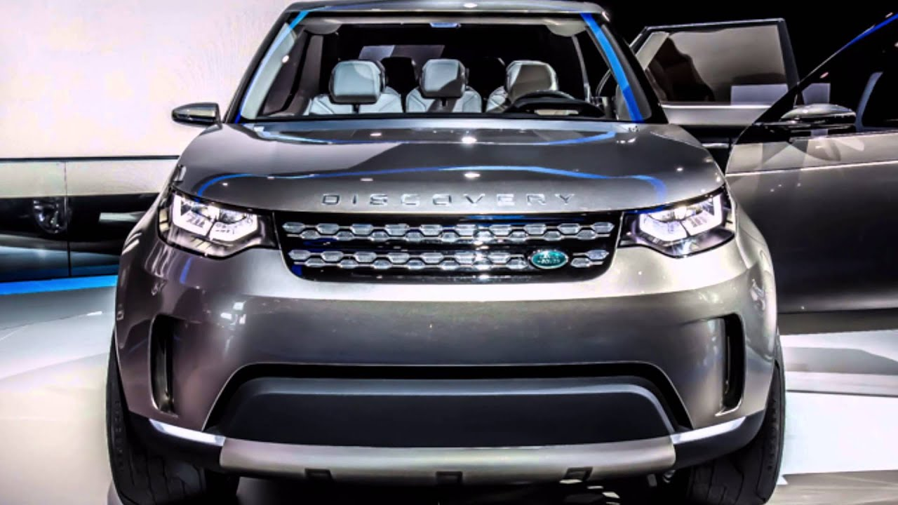 Land Rover Discovery 2017 >> 2016 Land Rover Discovery Sport vs 2015 Jeep Grand Cherokee - YouTube