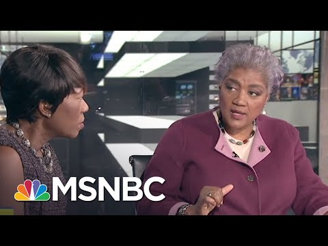 Donna Brazile Hopes Her Book Contributes To 'The Healing' Of The Democratic Party | AM Joy | MSNBC