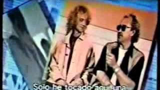 Foreigner Lou Gramm Mexico 1992