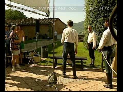 Beckinsale and Leonard Rehearsal, 1990s - Film 98472