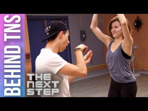 Behind the Scenes: James & Riley's Nationals Duet - The Next Step