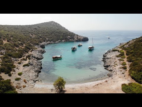 Bodrum, Turkey, 2018 - Filmed with the Mavic Air