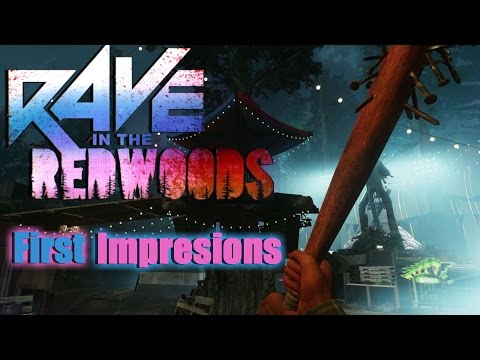 Rave In The Redwoods First Impressions!!!