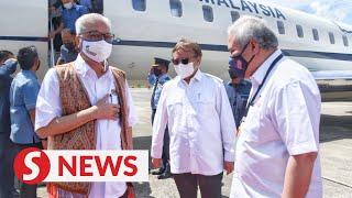 PM begins working visit to Sarawak