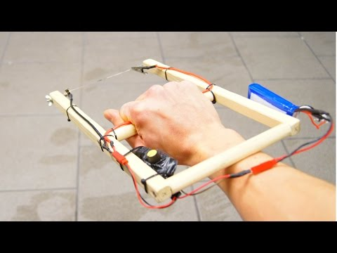 DIY Portable Hot Wire Cutter - How To Cut Plexiglass, Acrylic, PVC