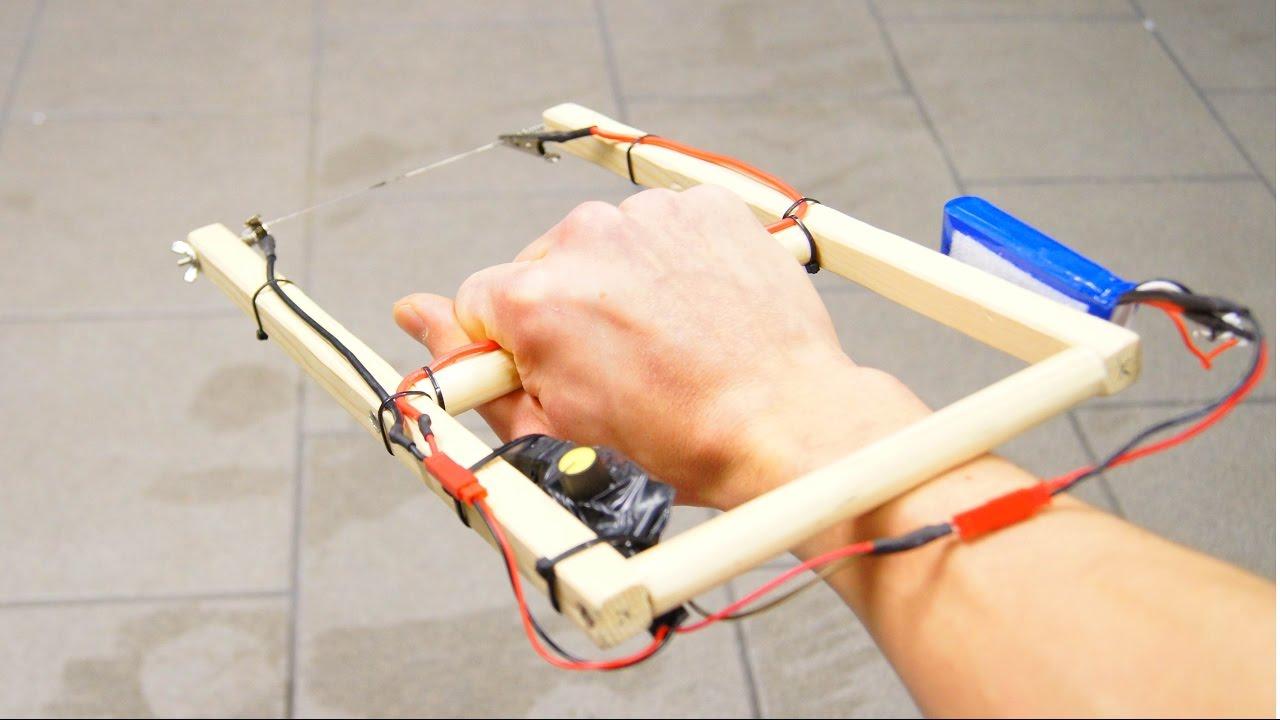 Diy Portable Hot Wire Cutter How To Cut Plexigl Acrylic Pvc