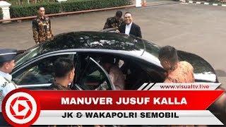 Download Video Giliran Wakapolri Syafruddin Diajak Jusuf Kalla Semobil, Ada Sinyal Apakah? MP3 3GP MP4