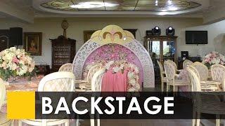 Backstage for IDEAL WEDDING