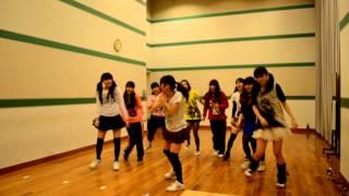 福岡を中心に活動する「流星群少女」の「チャーリーを探せっ」レッスン...