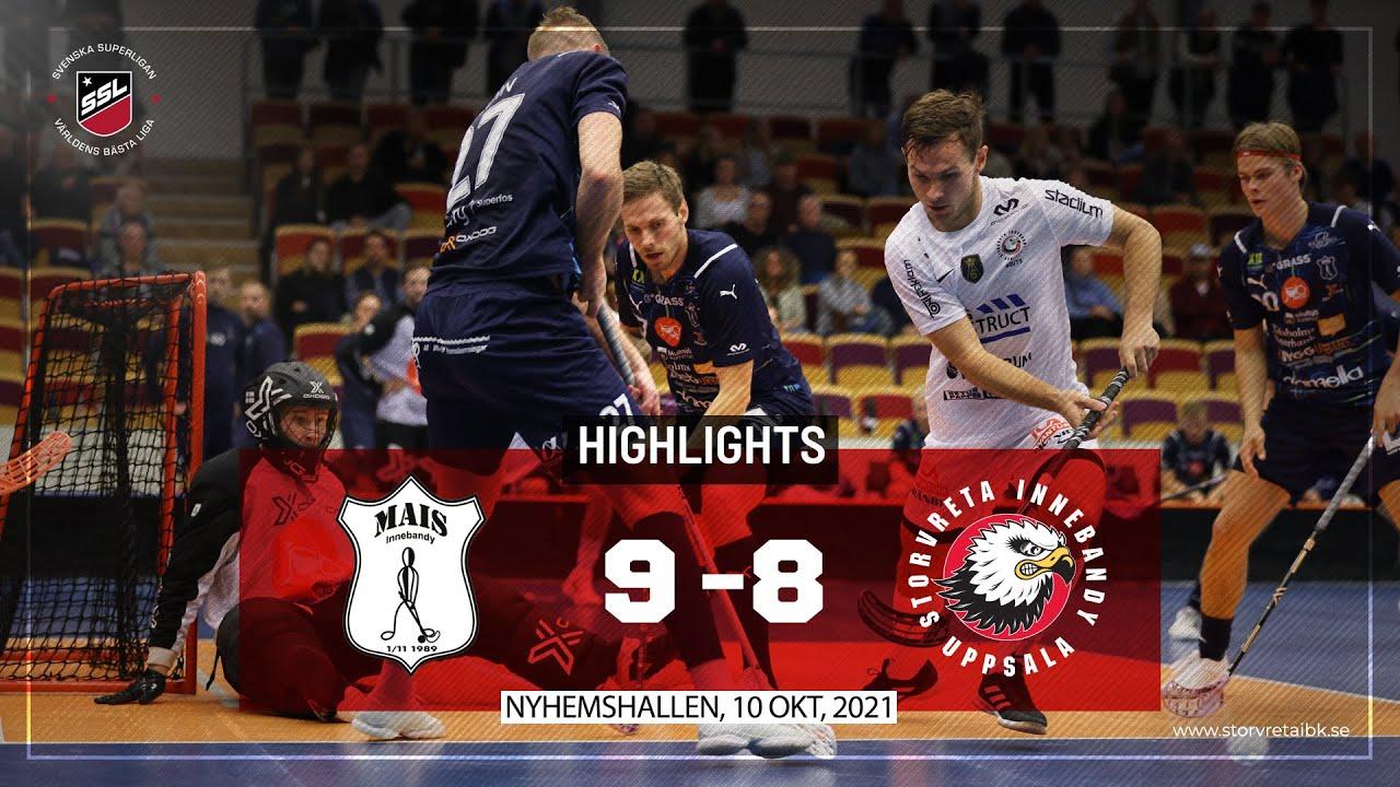 Download Highlights Mullsjö AIS vs Storvreta IBK 9-8
