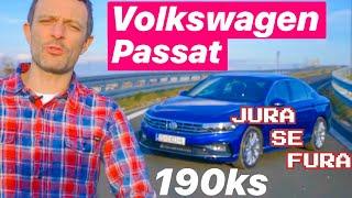 Zašto se Juri sviđa novi VW Passat? - Jura se fura