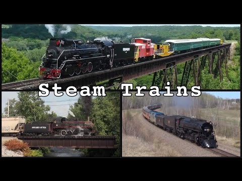Steam Trains 2