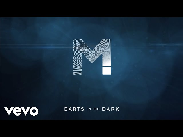 MAGIC! - Darts In The Dark (Audio)