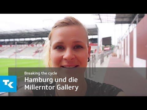 Breaking the cycle - Hamburg und die Millerntor Gallery