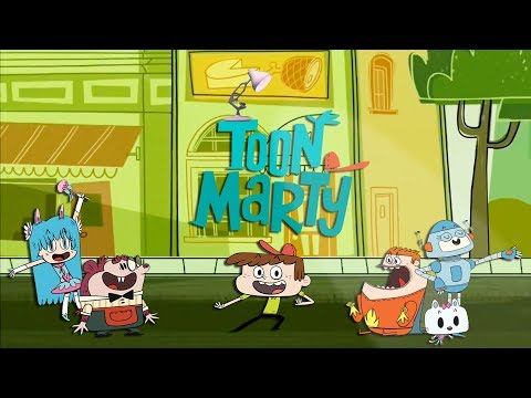 1127-toon Marty-teletoon Network Spoof Pixar Lamps Luxo Jr
