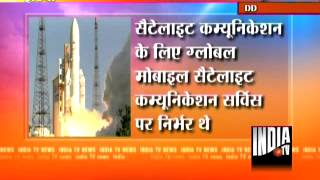 India's first defence satellite GSAT-7 launched.