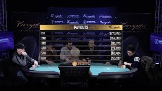 $1,000,000 Guaranteed 2018 Fall Poker Open Championship