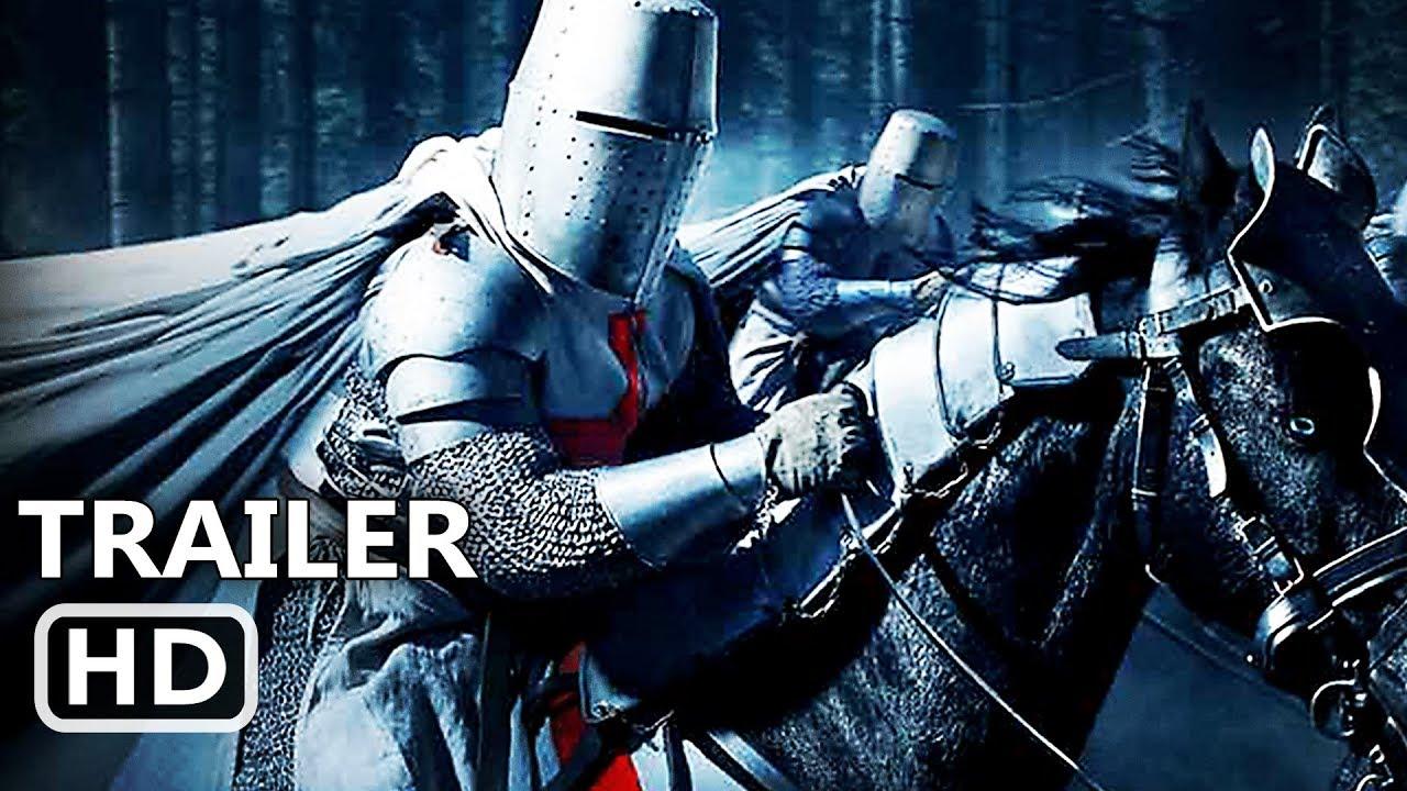 Christian Wallpaper Fall Knightfall Official Trailer 2017 Action Tv Show Hd