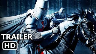 KNIGHTFALL Official Trailer (2017) Action, TV Show HD