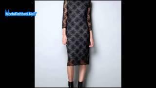 Zara giyim elbise modelleri EN beğenilenler