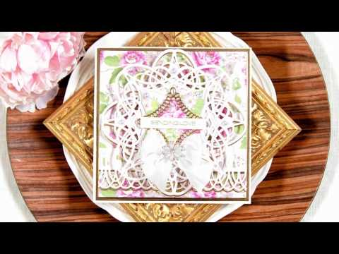 Create an All Occasion Layered Card with Amazing Paper Grace Dies