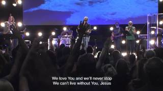 Bethel Music moment with Jeremy Riddle and Steffany Gretzinger