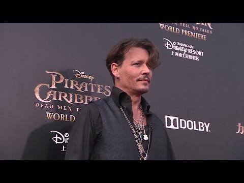 Pirates of the Caribbean: Dead Men Tell No Tales: Shanghai Premiere Arrivals