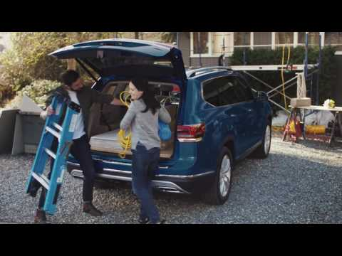 All-New 2018 Atlas | Four Families Commercial | Volkswagen Canada
