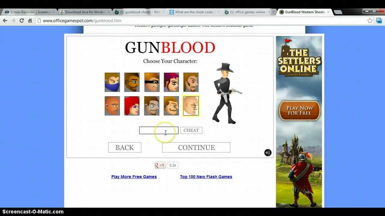 <b>gun blood cheats</b> - YouTube