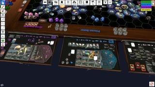 Twilight Imperium Game 1 - Session 2
