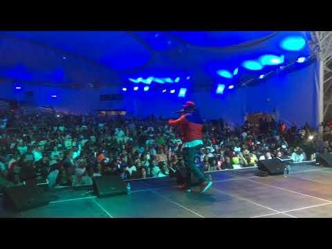 Torae - Get Down Live at Coney Island Amphitheater (prod. Pete Rock)