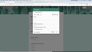 Come inserire Moduli Google in una pagina di Builderall
