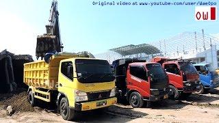 New Mitsubishi Fuso Canter HD125PS Dump Truck