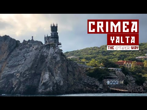 Crimea - Yalta - The other way