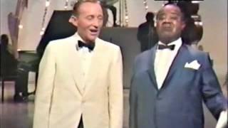 """Bing Crosby & Louis Armstrong - """"Dardanella"""""""