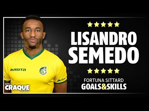 LISANDRO SEMEDO ● Fortuna Sittard ● Goals & Skills