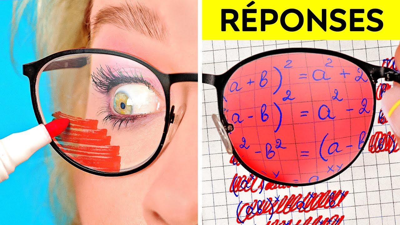 ASTUCES ET CONSEILS D'ESPION    Idées Drôles et Sympas par 123 GO!