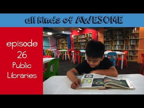 Public Libraries [AKA Ep 26]
