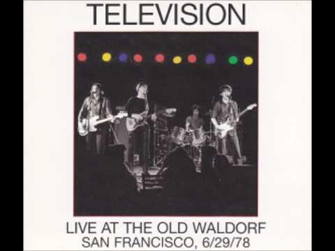 Television - Venus  (Live SF 78)