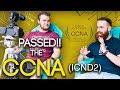 I PASSED THE CCNA EXAM!! - ICND2 Exam Tips