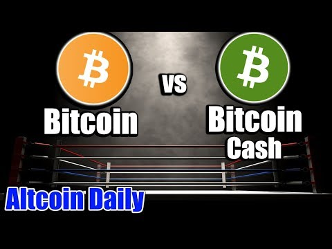 Bitcoin Vs Bitcoin Cash - Simply Explained!