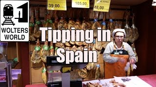 Do You Tip in Spain?