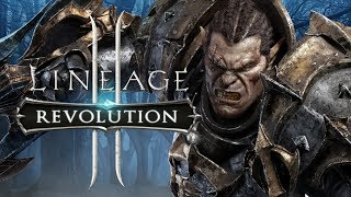"Lineage 2: Revolution - New ""Dawn of Destruction"" Update & Gameplay"