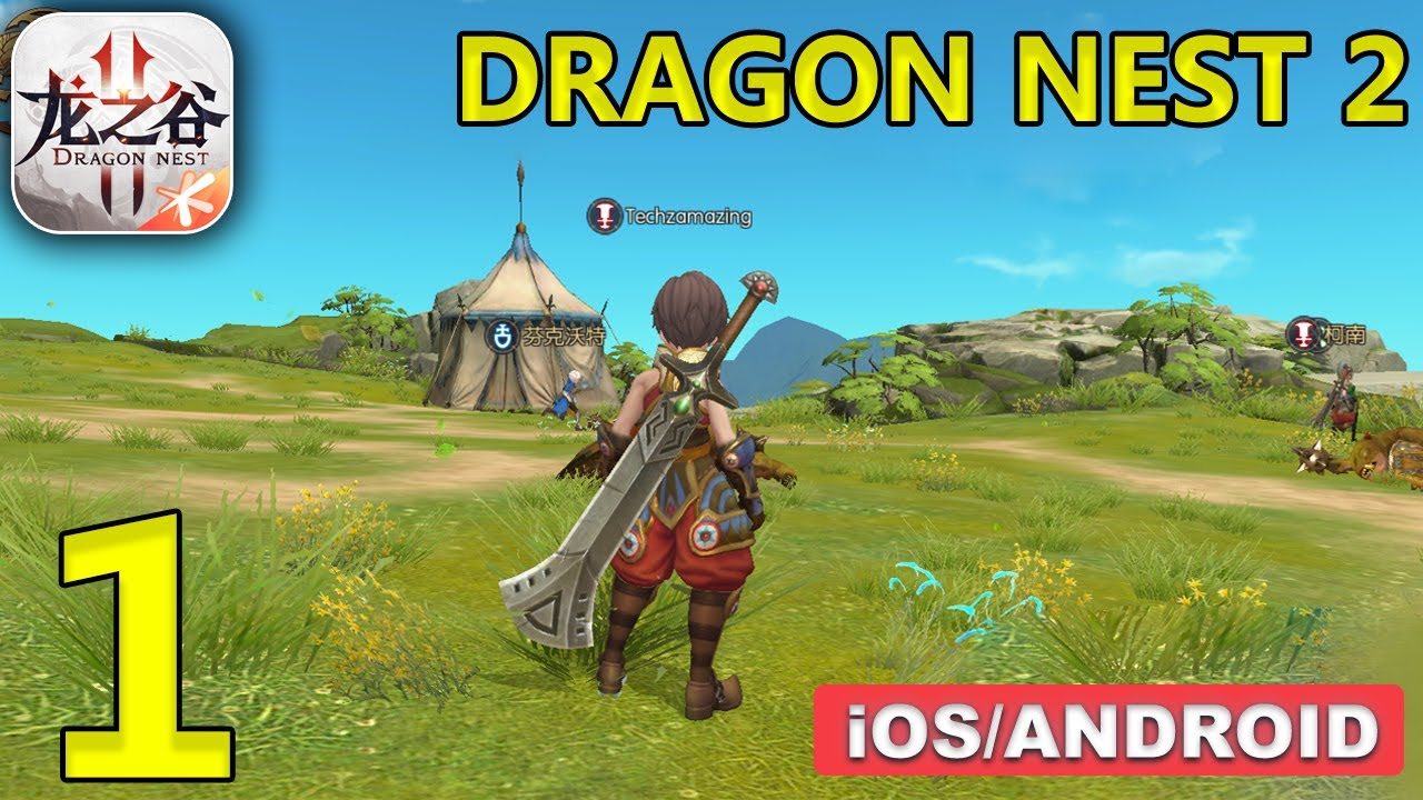 Download Dragon Nest 2 Gameplay (Android, iOS) - Part 1