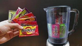 Misturei todos os sabores de Trident e provei! Ficou bom? thumbnail